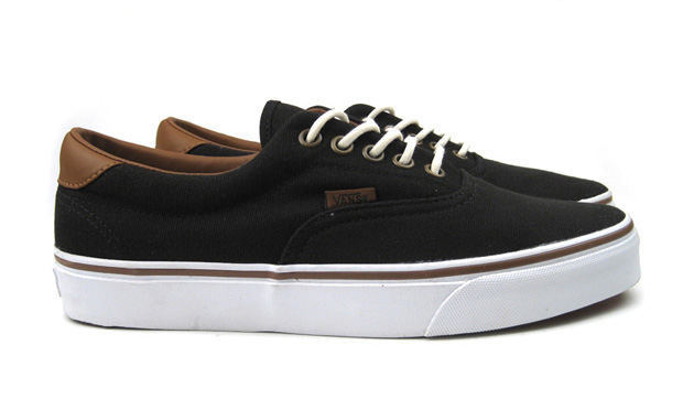 vans california black