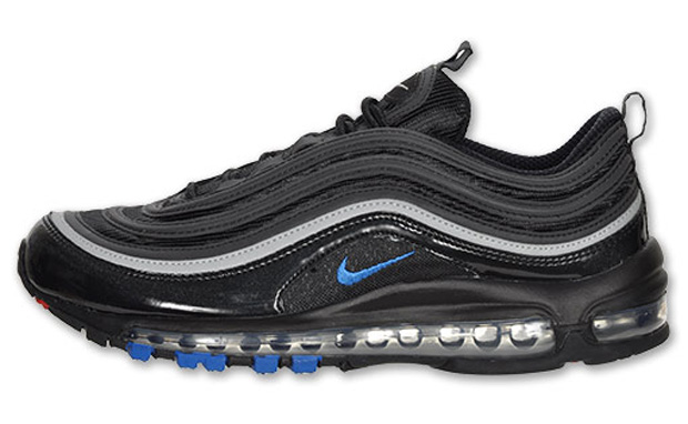 4e5c518eb53 ... cheap the newest installment of the nike air max 97 is an all black  sneaker with